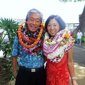 Roy e Kathy Sakuma
