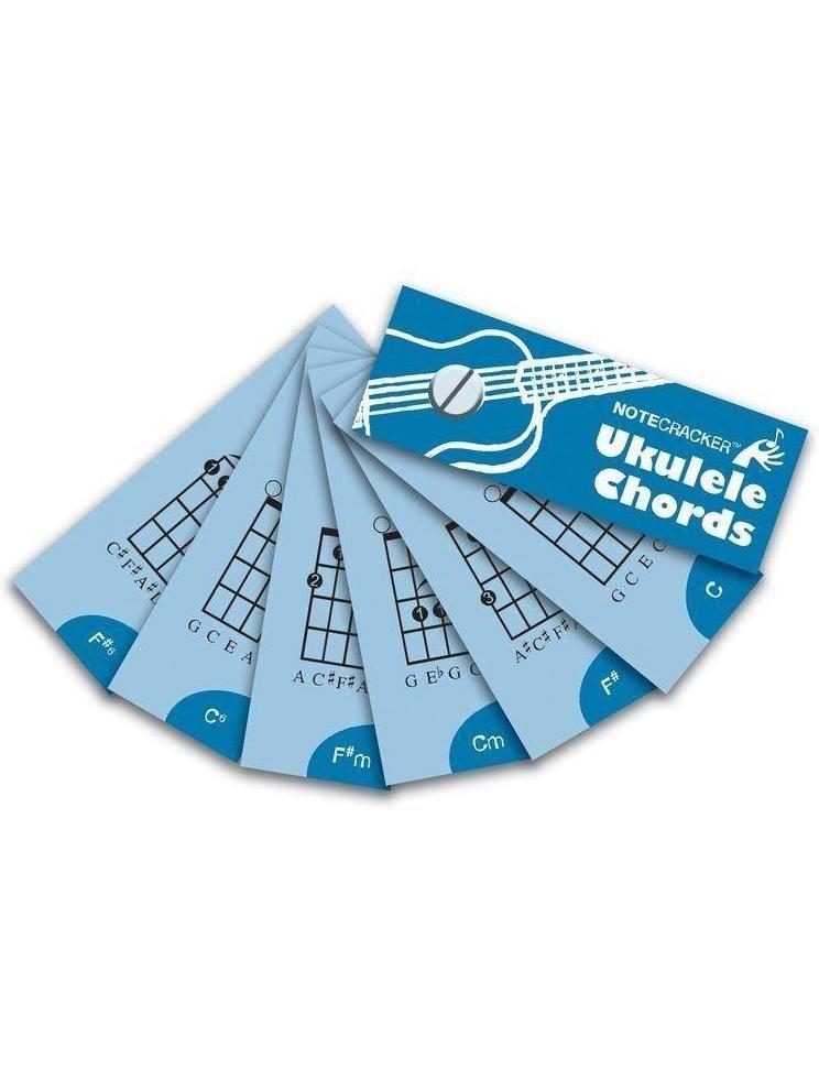 Notecrackers: Ukulele Chords