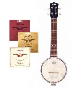 Corde Banjo uke